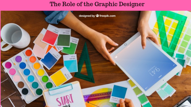 The Role of the Graphic Designer